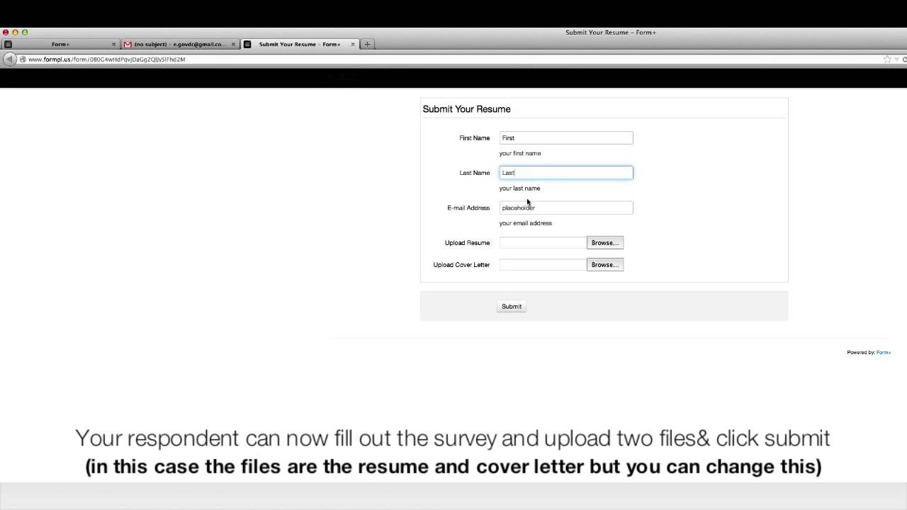 Done in 60 seconds: How to attach files to Google Forms surveys ...