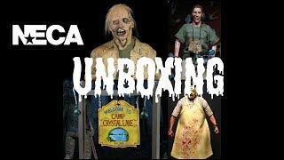 Preview of four horror toys [En español]