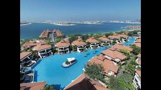 Остров Palm Jumeirah и Роскошный отель ANANTARA THE PALM DUBAI RESORT 5
