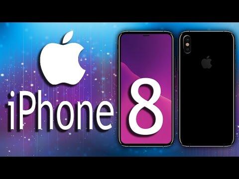 New Apple iPhone 8 # New Design 2017