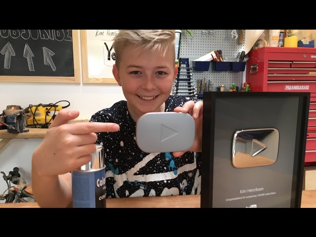 How To Make Youtube Play Button Easy