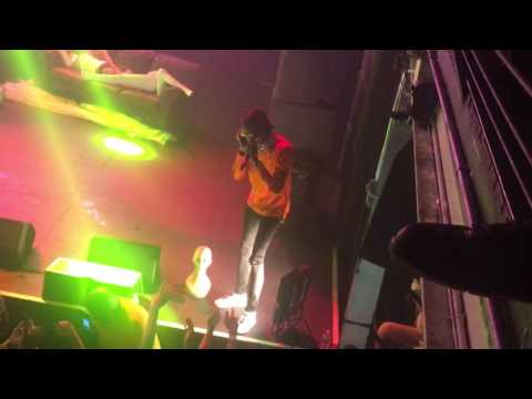 """Young Thug """"She Wanna Party"""" Live @ Terminal 5 NYC"""