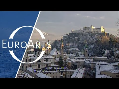 Mozart In Salzburg - Documentary about Mozart's life (with Daniel Barenboim, Gil Shaham and others)