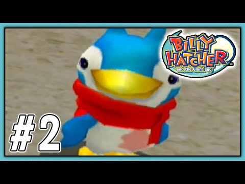 Billy Hatcher and the Giant Egg - Episode 2