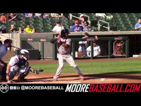Alex Blandino Prospect Video, INF, Cincinnati Reds