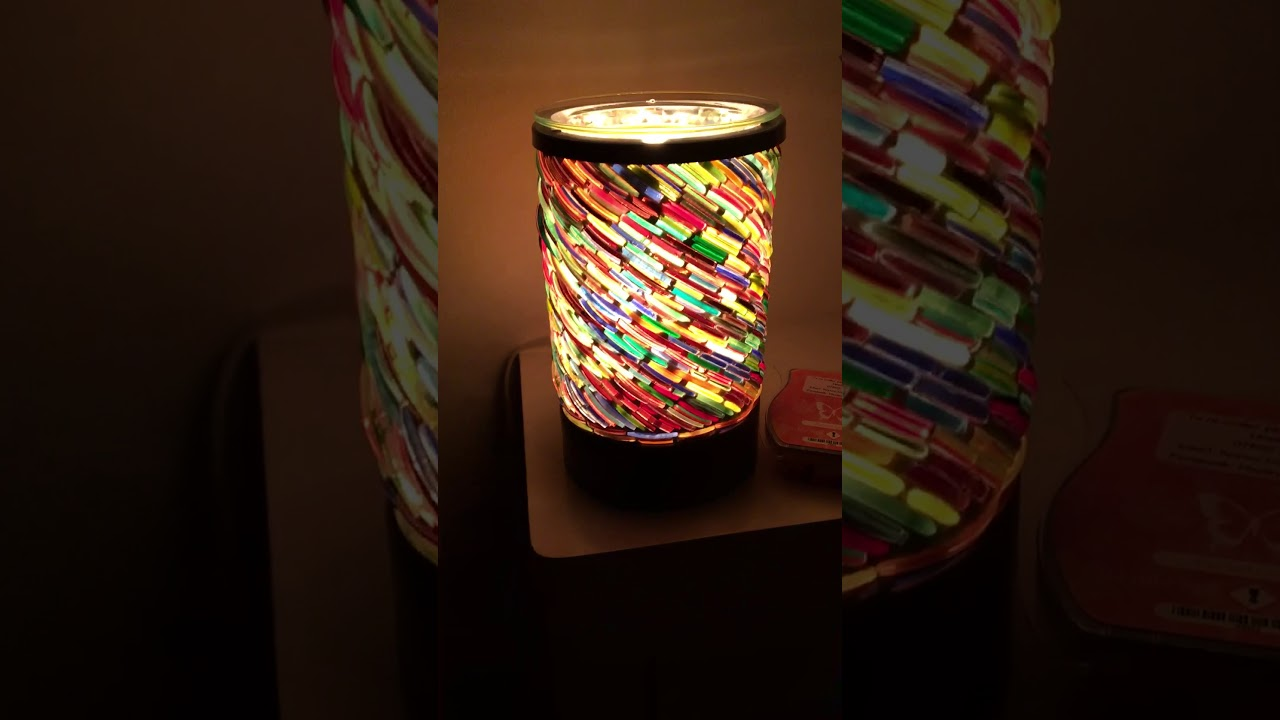 Colours Of The Rainbow Scentsy Warmer Youtube