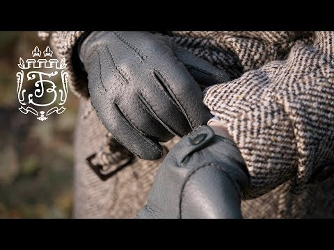9ae4ab9432376 Best Peccary Gloves - Men's Leather Dress Glove Buying Guide - Fort  Belvedere - YouTube