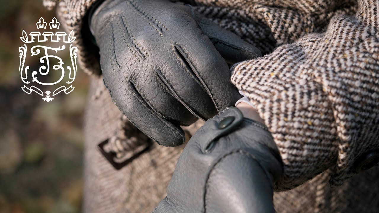 b90035ee46426 Best Peccary Gloves - Men's Leather Dress Glove Buying Guide - Fort  Belvedere
