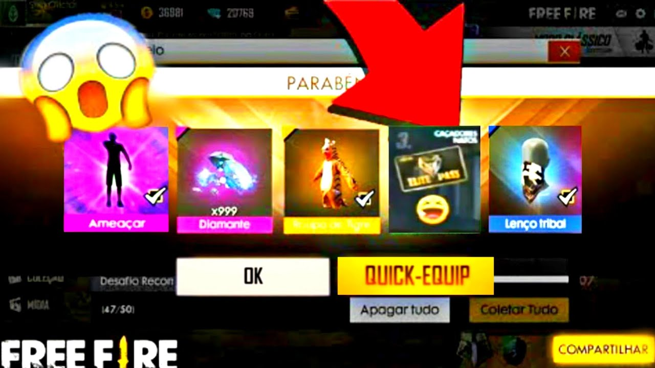 How To Get Unlimited Double Rank Tokens In Free Fire Spirit Fox Crates In Free Fire By Game Flame