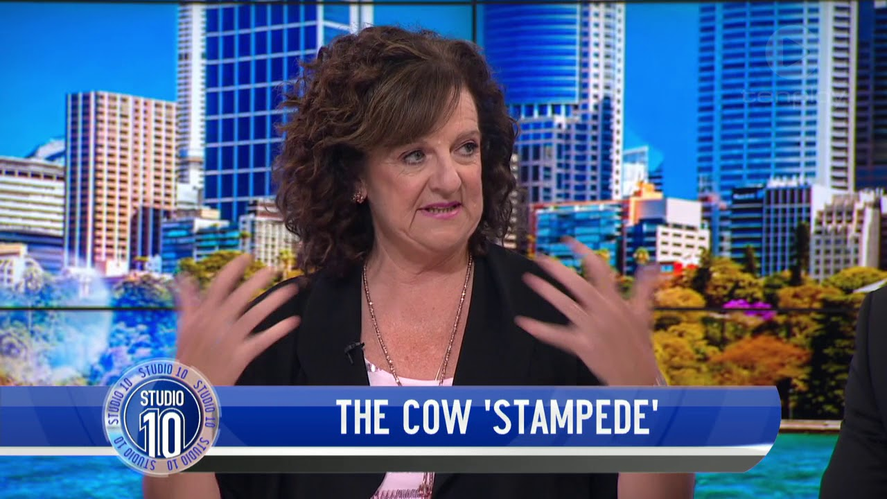 Former Police Detective's Hilarious Stories From Time On The Force | Studio 10