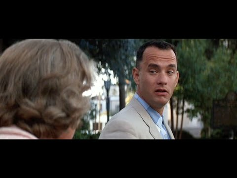 Forrest Gump (10/10) Best Movie Quote - I Just Felt Like Running (1994)