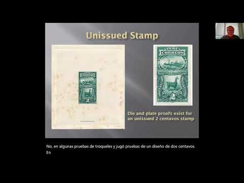 The Postage Due Stamps Of Peru