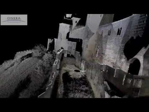 La Cité en 3D par l