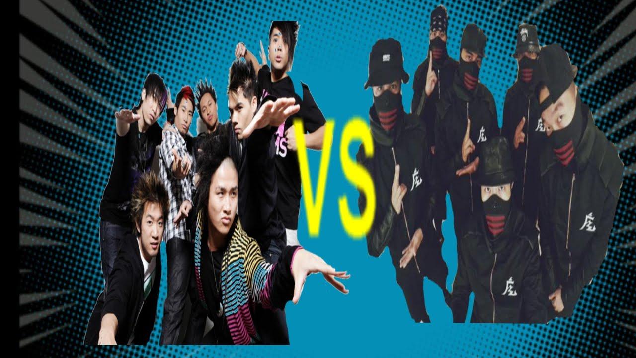 QUEST CREW VS KINJAZ [ ABDC Season 8 WEEK 1] - YouTube