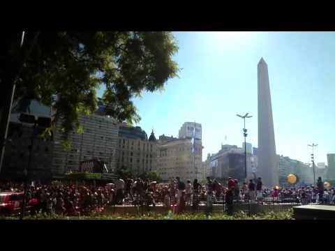 Rodrigo de la Parra's Welcoming Message | ICANN 48 | Buenos Aires | 05 Nov 2013