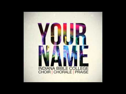 Indiana Bible College 2011 – Just Want To Praise You 10