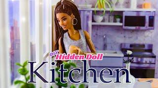DIY - How to Make:  Hidden Doll Kitchen
