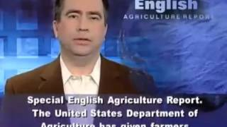 VOA learning English 2015 Part 13-Agriculture Report-Luyện Nghe Tiếng Anh Qua Tin Tức VOA