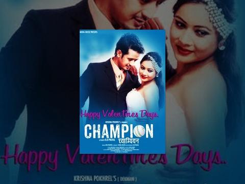 New Nepali Full Movie 2016 - Champion Ft....