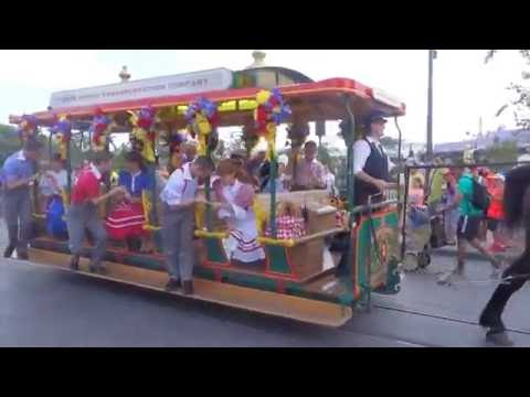 Clang! Clang! Clang! Summer Main Street Trolley Show