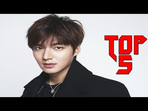 Lee Min Ho Korean actor best 5  korean drama