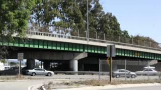 Alondra Blvd Bridge Ribbon Cutting