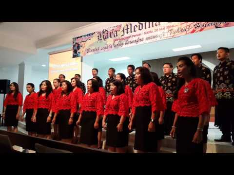 Lagu Doa Bapa Kami Yang di Sorga