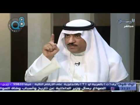 لقاء فريد من نوعه من توك شوك مع ضمير الأمة مسلم البراك