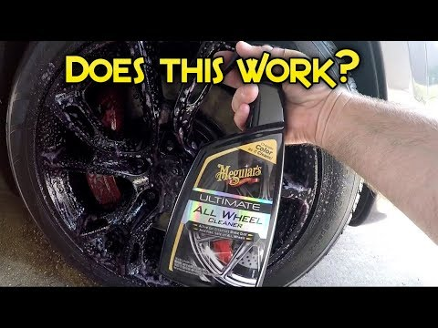 Meguiar's Ultimate All Wheel Cleaner Review