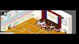 AKB 48 宮澤佐江ピグが 体育館 に 来てくれました☆彡.