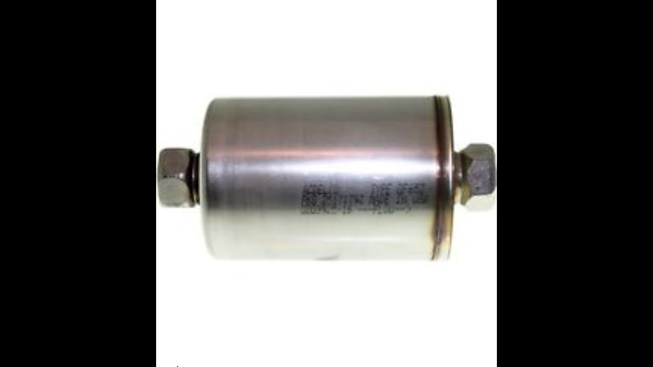 Easy Gm Fuel Filter Replacement Silverado Sierra Suburban Tahoe 2008 Chevy Location Yukon
