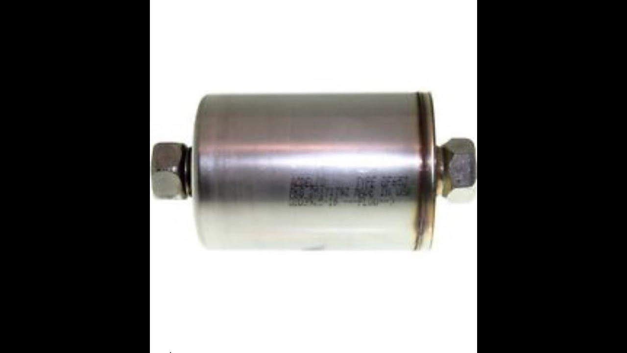 Easy Gm Fuel Filter Replacement Silverado Sierra