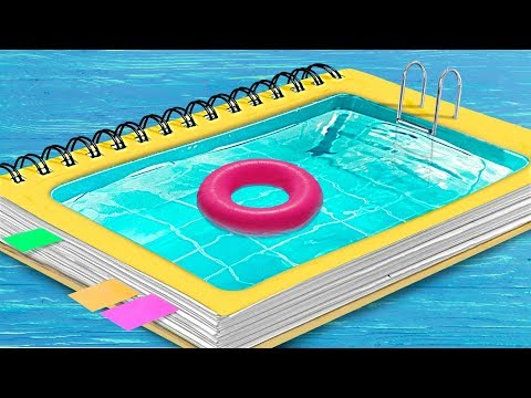 Антистресс канцелярия – 9 идей / Игрушки антистресс