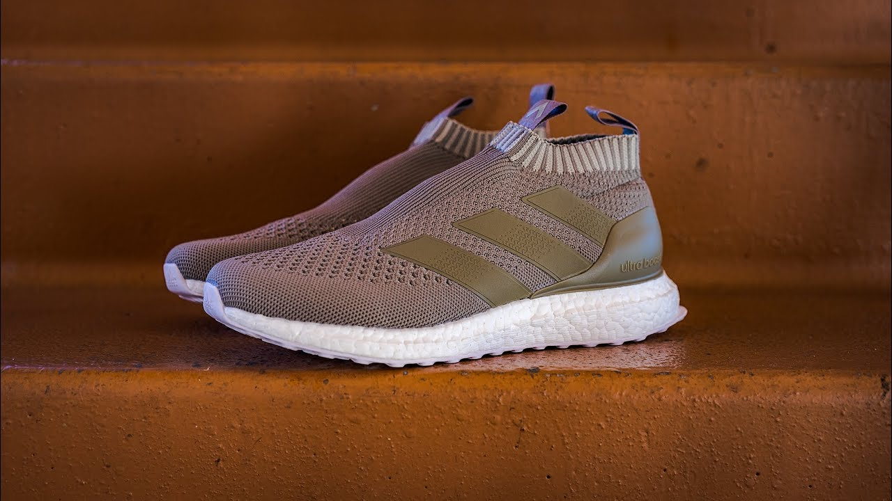 pretty nice 99398 8712d Adidas Ace 16+ Purecontrol Ultraboost