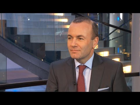 EU elections: EPP lead candidate Manfred Weber on Trump, Brexit and more