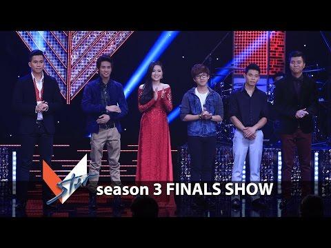 VSTAR Season 3 - FINALS  Program