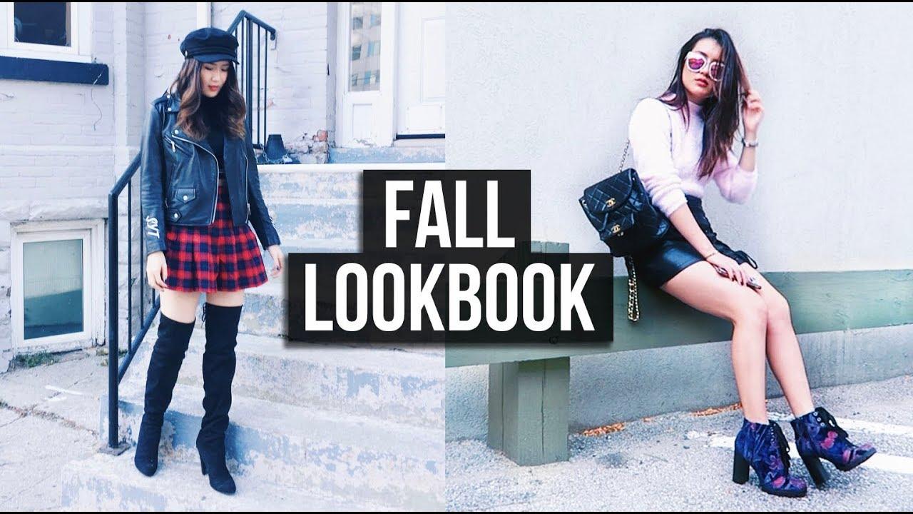 [VIDEO] - FALL LOOKBOOK | October 1