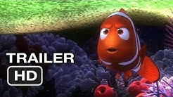 Finding Nemo 3D Official Trailer #1 (2012) Pixar Movie HD