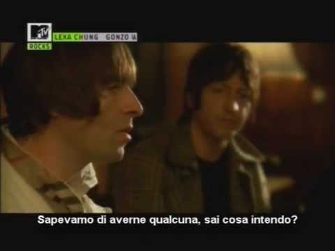 Beady Eye interview with MTV Gonzo (sottotitoli ITA) with Alexa Chung 25-02-2011