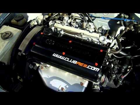 4AGE 20v Blacktop Engine