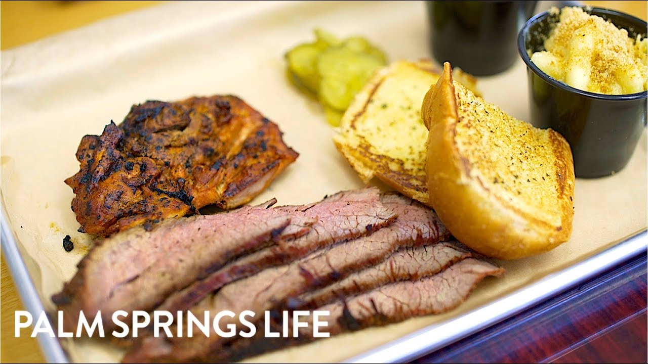 cv bbq is true barbecue palm springs life youtube