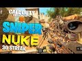 BLACK OPS 4 SNIPER NUCLEAR | Paladin Class Nuclear  Gameplay (COD BO4 PC)