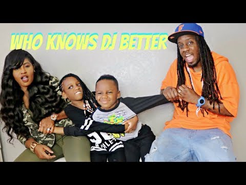 Who Knows DJ Better Challenge