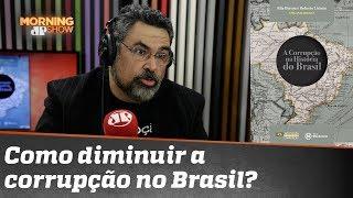 """""""Não existe bala de prata na luta contra a corrupção"""", diz procurador Roberto Livianu"""