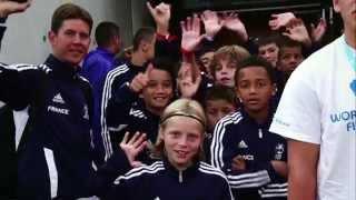 Les plus belles émotions - Danone Nations Cup 2013