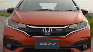 Обновленная Honda Jazz  130 лошадей, спойлер, цена от  тыс