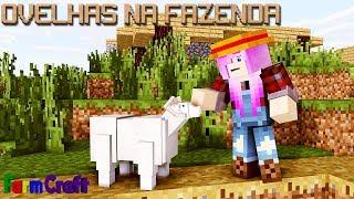 OVELHAS NA FAZENDA - Animania - (FarmCraft) #3