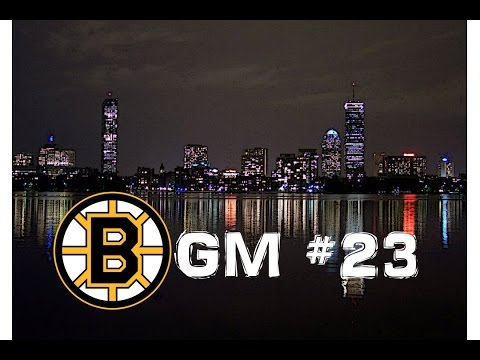 FULL REBUILD TIME! - NHL 17 GM Mode - Boston Bruins - #23 - (NHL 17 Franchise Mode)