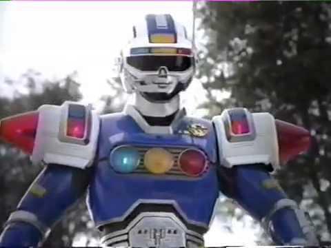 Phantom Car Wallpaper Bandai Power Rangers Turbo Blue Senturion Toy Tv