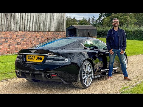 NEW CAR DAY! My 'New' Aston Martin DBS V12 Manual!